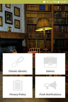 Classic eBooks poster