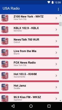 USA Radio screenshot 2