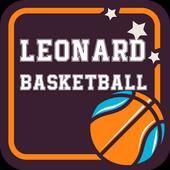 Kawhi Leonard Basketball 2017 icon