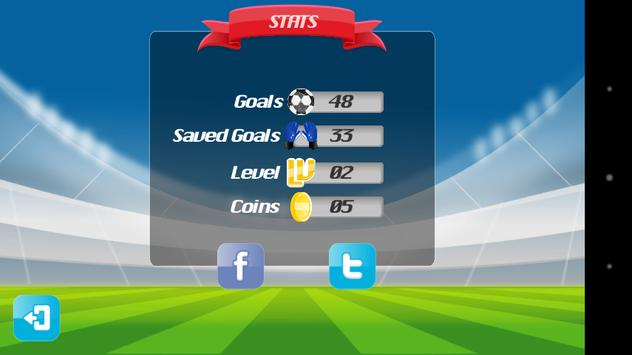 Soccer Goal Championship screenshot 3