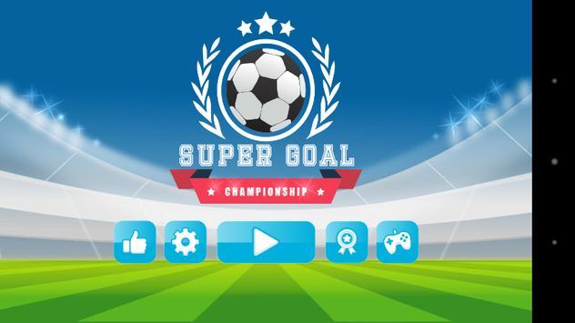 Soccer Goal Championship screenshot 5