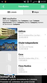 iDonde Canal inmobiliario apk screenshot