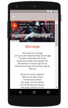 Jena Lee Songs Of Mon Angge apk screenshot