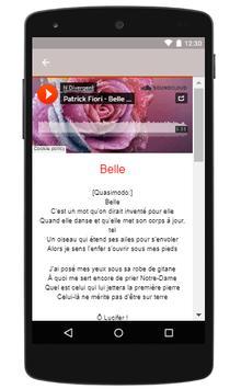 Patrick Fiori Songs Of Plus Je Pense A Toi screenshot 1
