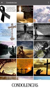 Imagenes de Luto con Frases screenshot 4