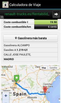 Consumo de Gasolina en Coche apk screenshot