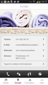 LEBENSQUALITÄT MONIKA DIESER apk screenshot