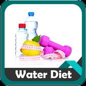 Water Diet icon