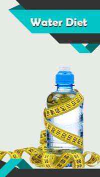 Water Diet poster