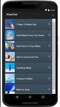 Water Diet apk screenshot