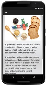 Gluten Free Diet screenshot 2