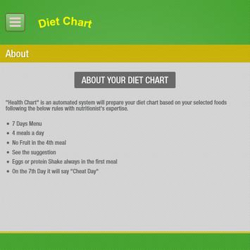 Diet Chart-Automated System screenshot 16