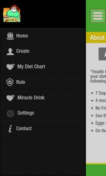 Diet Chart-Automated System screenshot 1