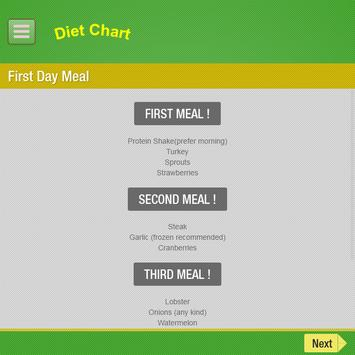 Diet Chart-Automated System screenshot 20