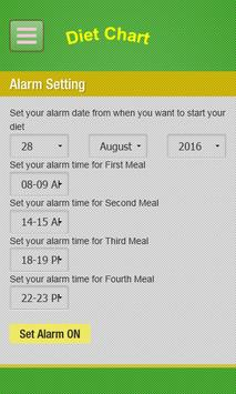 Diet Chart-Automated System screenshot 7