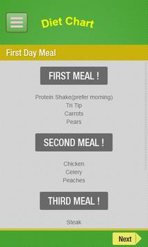 Diet Chart-Automated System screenshot 5