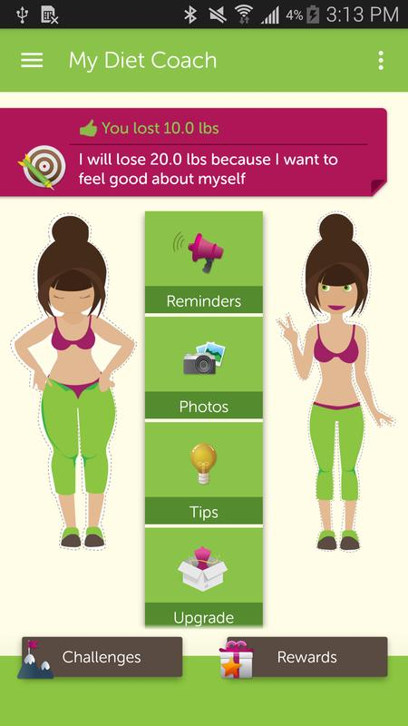 My Diet Coach - Weight Loss APK Download - Gratis ...