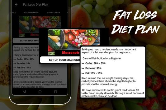 Fat Loss Diet Plan For Android Apk Download
