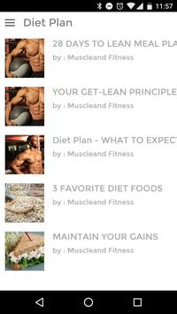 Diet Plan apk screenshot