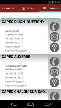 CAPEC screenshot 2