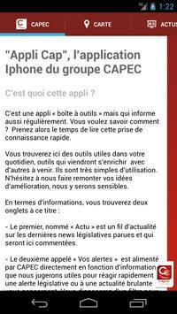 CAPEC screenshot 3