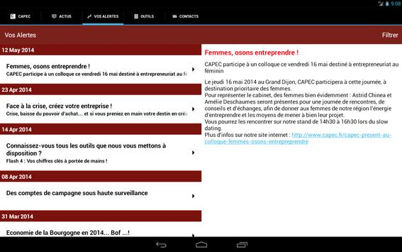 CAPEC screenshot 7