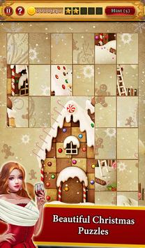 Hidden Scene Free Christmas Puzzles Adventure Game poster