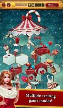 Hidden Scene Free Christmas Puzzles Adventure Game screenshot 10