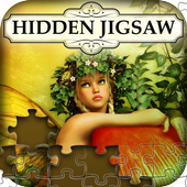 Hidden Jigsaw: Elven Woods ikona