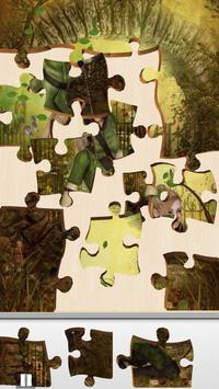 Hidden Jigsaw: Elven Woods 截圖 18