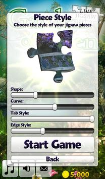 Jigsaw Puzzles Garden of Eden poster