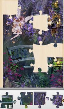 Jigsaw Puzzles Garden of Eden screenshot 2