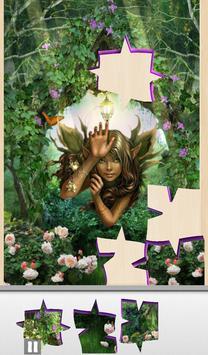 Jigsaw Puzzles Garden of Eden screenshot 5