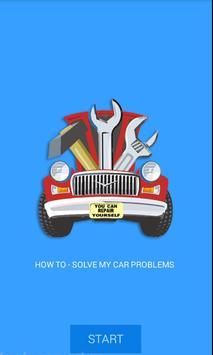 CAR PROBLEMS : YOU CAN REPAIR YOURSELF screenshot 1