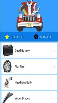 CAR PROBLEMS : YOU CAN REPAIR YOURSELF screenshot 2