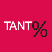TANT % - tant per cent icon