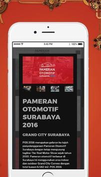 Pameran Otomotif Surabaya 2017 screenshot 4