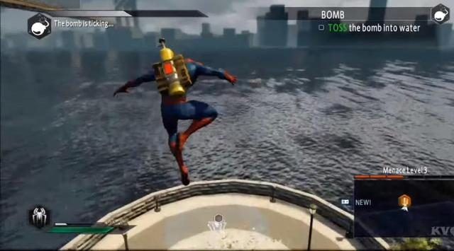 Guide The Amazing Spiderman apk screenshot