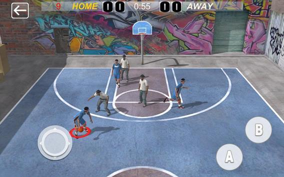 Basketball Hero apk screenshot