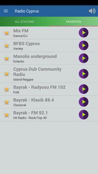 Radio Cyprus screenshot 1