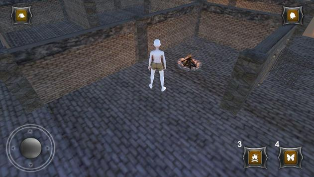 Dungeon Escape 3D Labyrinth screenshot 1