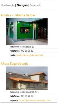 AzpeitiBizi apk screenshot