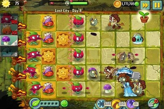 New Plants vs Zombie 2 Tips screenshot 6