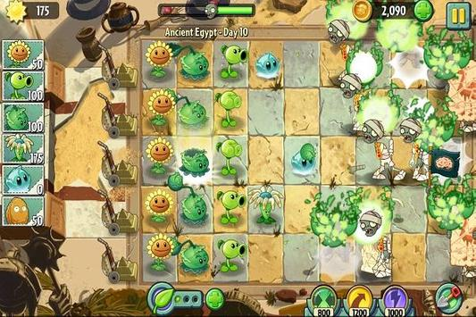 New Plants vs Zombie 2 Tips screenshot 8