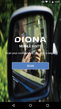 Diona Mobile NGO Visits poster