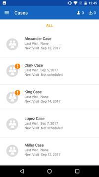 Diona Mobile NGO Visits screenshot 1