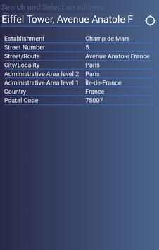 ZIP code - All world screenshot 2