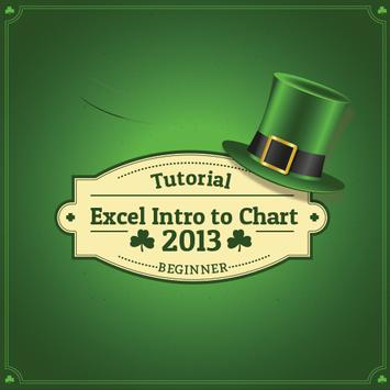 Learn Excel - Intro To Chart poster