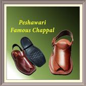 Famous Peshawari Chappal icon