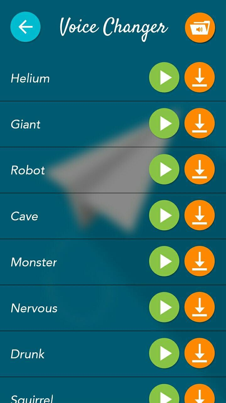 Voice Changer with Effects Pro for Android - APK Download